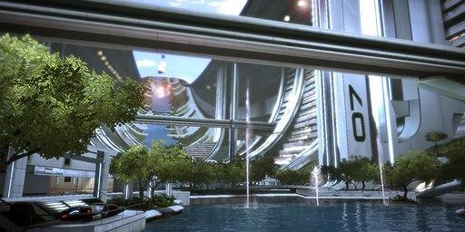 Ландшафтный дизайн в играх на примерах Witcher 3, Mass Effect и Dishonored