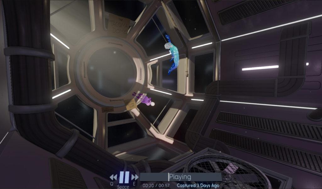 О дизайне уровней в игре Tacoma