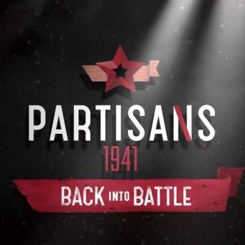 Partisans 1941 - Back into battle